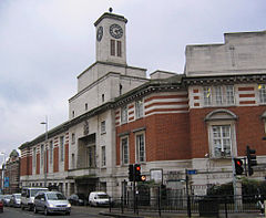 West London Removals Acton Town Hall