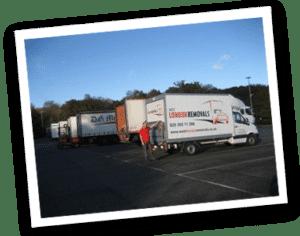 West London Removals Man And Van International